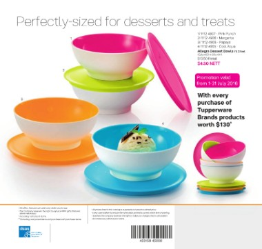 page 56 tupperware singapore catalogue july august 2016. Black Bedroom Furniture Sets. Home Design Ideas